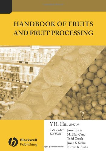 9780813819815: Handbook of Fruits and Fruit Processing