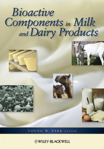 9780813819822: Bioactive Components in Milk and Dairy Products