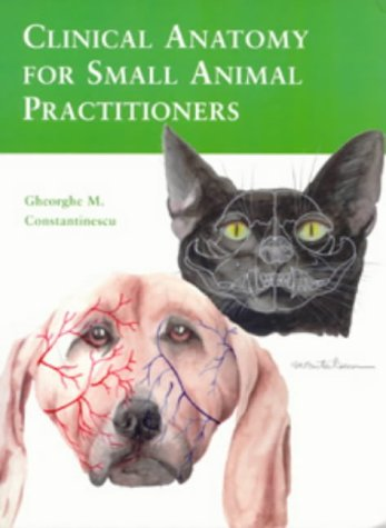 9780813820002: Clinical Anatomy for Small Animal Practitioners