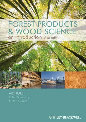 9780813820743: Forest Products and Wood Science