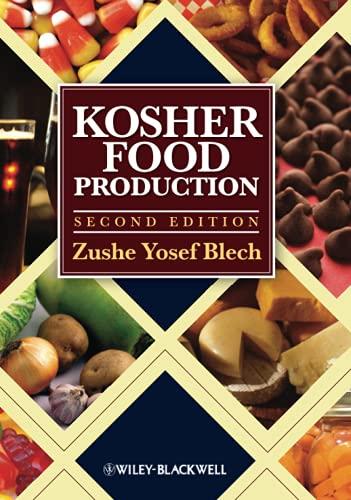 9780813820934: Kosher Food Production