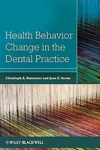 9780813821061: Health Behavior Change in the Dental Practice [Lingua inglese]