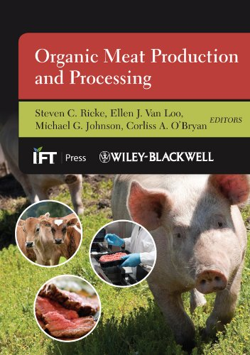 9780813821269: Organic Meat Production and Processing
