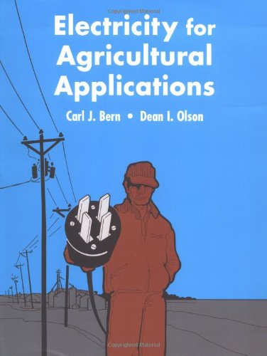 9780813821993: Electricity for Agricultural Applications