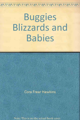 9780813822457: Buggies Blizzards and Babies