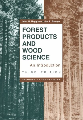 9780813822563: Forest Products and Wood Science: An Introduction