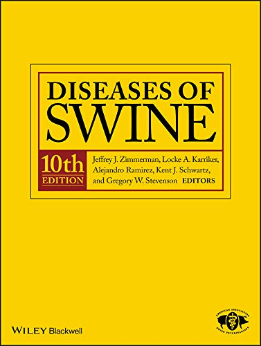 9780813822679: Diseases of Swine