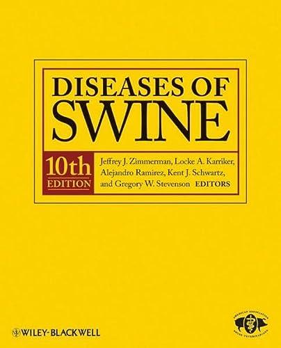 9780813822679: Diseases of Swine