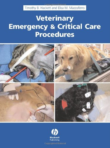 9780813823317: Veterinary Emergency and Critical Care Procedures
