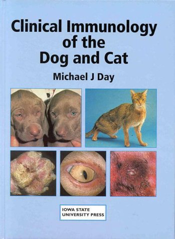 9780813823409: Clinical Immunology of the Dog and Cat (A Color Atlas)
