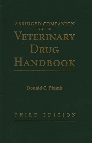 9780813823539: Veterinary Drug Handbook, 3rd Edition