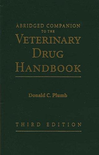 9780813823539: Veterinary Drug Handbook, 3rd Edition