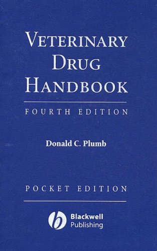 9780813823546: Veterinary Drug Handbook: Pocket Edition