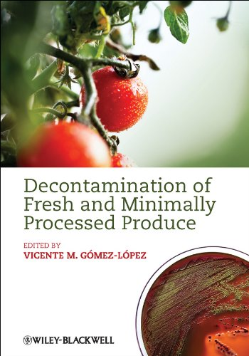 9780813823843: Decontamination of Fresh and Minimally Processed Produce
