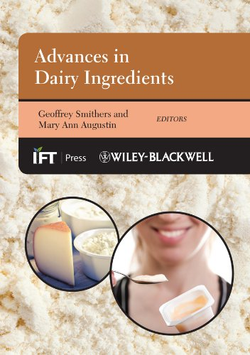 9780813823959: Advances in Dairy Ingredients
