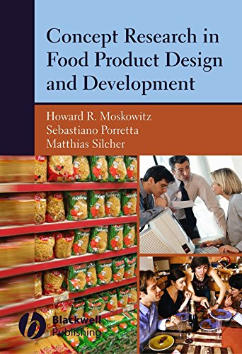 9780813824246: Concept Research In Food Product Design And Development
