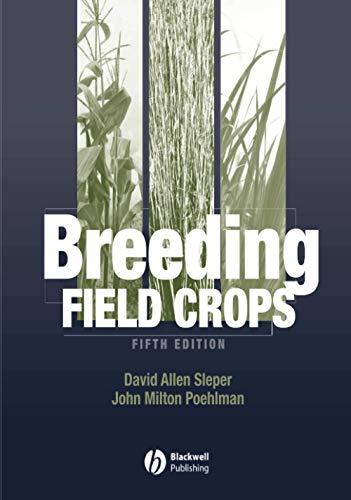 9780813824284: Breeding Field Crops