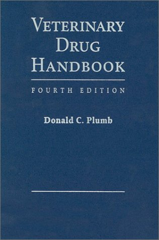 9780813824420: Veterinary Drug Handbook (Desk Edition)
