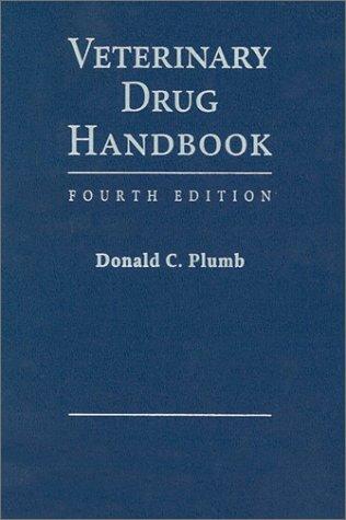 9780813824420: Veterinary Drug Handbook (Desk Edition)