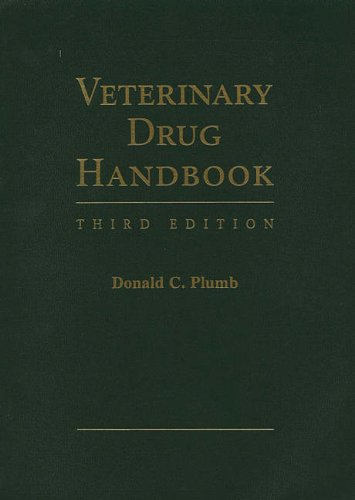 9780813824444: Veterinary Drug Handbook (Desk Edition)