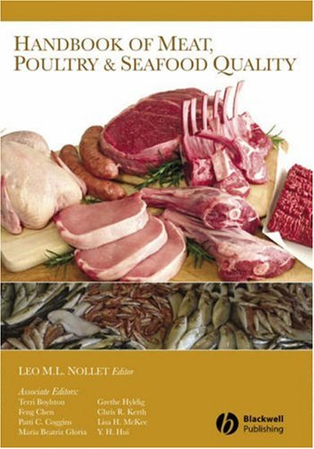 9780813824468: Handbook of Meat, Poultry and Seafood Quality