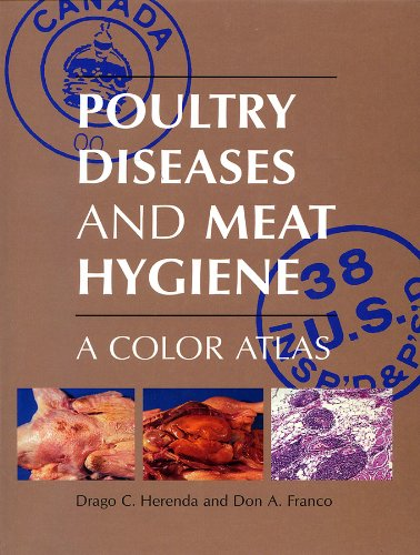 9780813824635: Poultry Diseases and Meat Hygiene: A Color Atlas