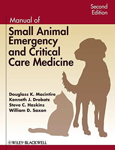 9780813824734: Manual of Small Animal Emergency and Critical Care Medicine