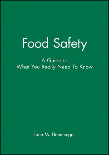 9780813824826: Food Safety: A Guide to What You Really Need To Know