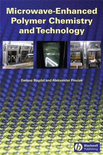 9780813825373: Microwave-Enhanced Polymer Chemistry and Technology