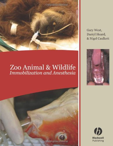 9780813825663: Zoo Animal and Wildlife Immobilization and Anesthesia