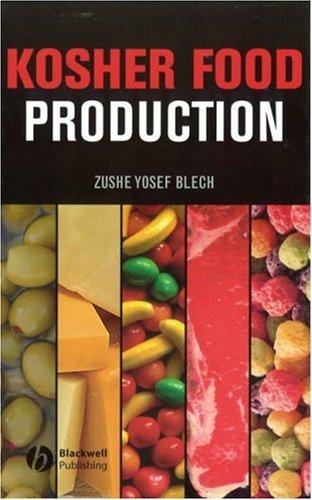 9780813825700: Kosher Food Production