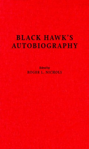 9780813826370: Black Hawk's Autobiography