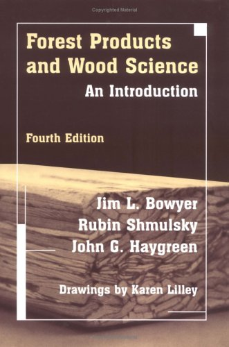 9780813826547: Forest Products and Wood Science