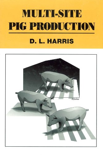 9780813826998: Multi-Site Pig Production