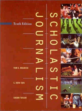9780813827513: Scholastic Journalism
