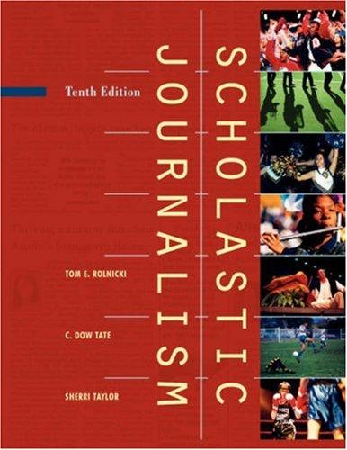 9780813827537: Scholastic Journalism