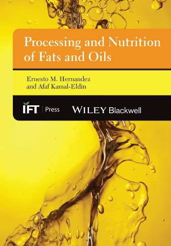 9780813827674: Processing and Nutrition of Fats and Oils