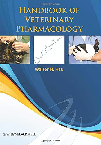 9780813828374: Handbook of Veterinary Pharmacology