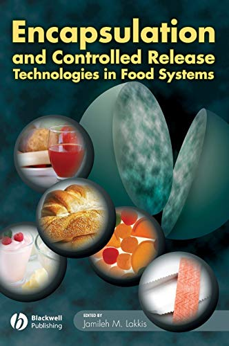 9780813828558: Encapsulation and Controlled Release Technologies in Food Systems
