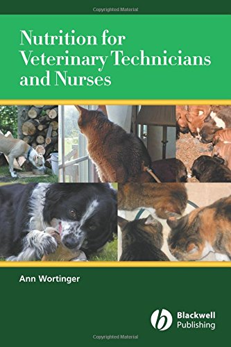 9780813829135: Nutrition for Veterinary Technicians and Nurses
