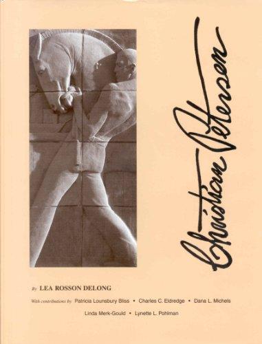 9780813829463: Christian Petersen, Sculptor