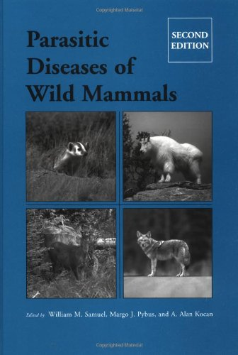 9780813829784: Parasitic Diseases of Wild Mammals