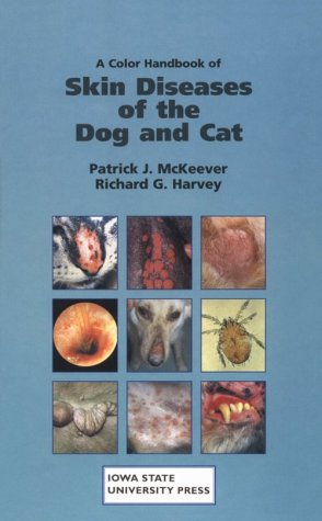 9780813829838: A Color Handbook of Skin Diseases of the Dog and Cat