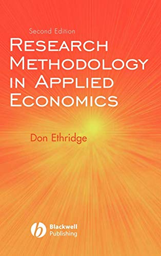 9780813829944: Research Methodology in Applied Economics: Organizing, Planning, and Conducting Economic Research