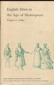 9780813900889: English Dress in the Age of Shakespeare