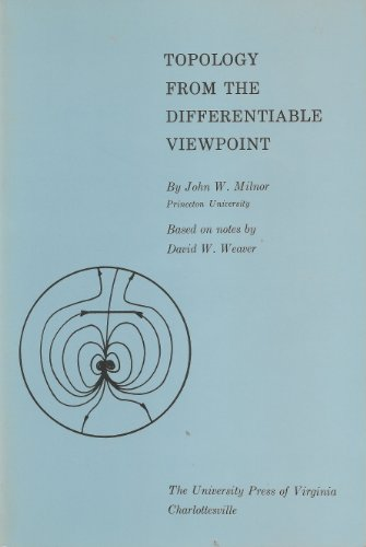 9780813901817: Topology from the Differentiable Viewpoint