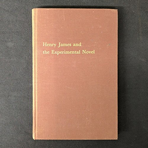 9780813907277: Henry James and the Experimental Novel
