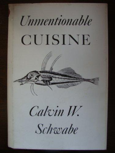 9780813908113: Unmentionable Cuisine