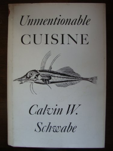 Unmentionable Cuisine (SIGNED)