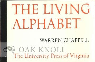 9780813908731: Living Alphabet